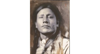 Manufaktur 5 - Has no Horses - A Sioux Chief